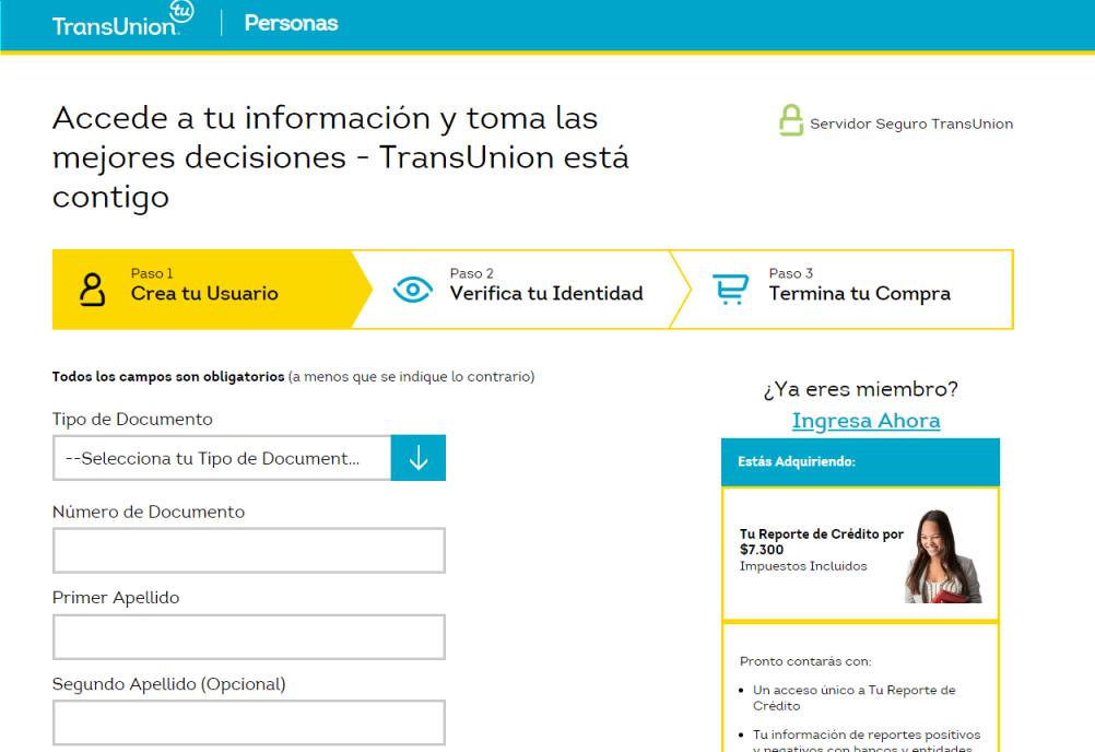¿Para qué sirve la CIFIN (TransUnion)?