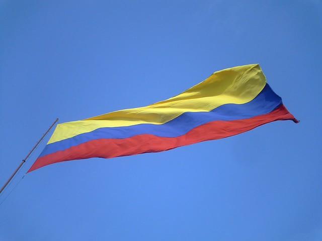 Bandera colombiana