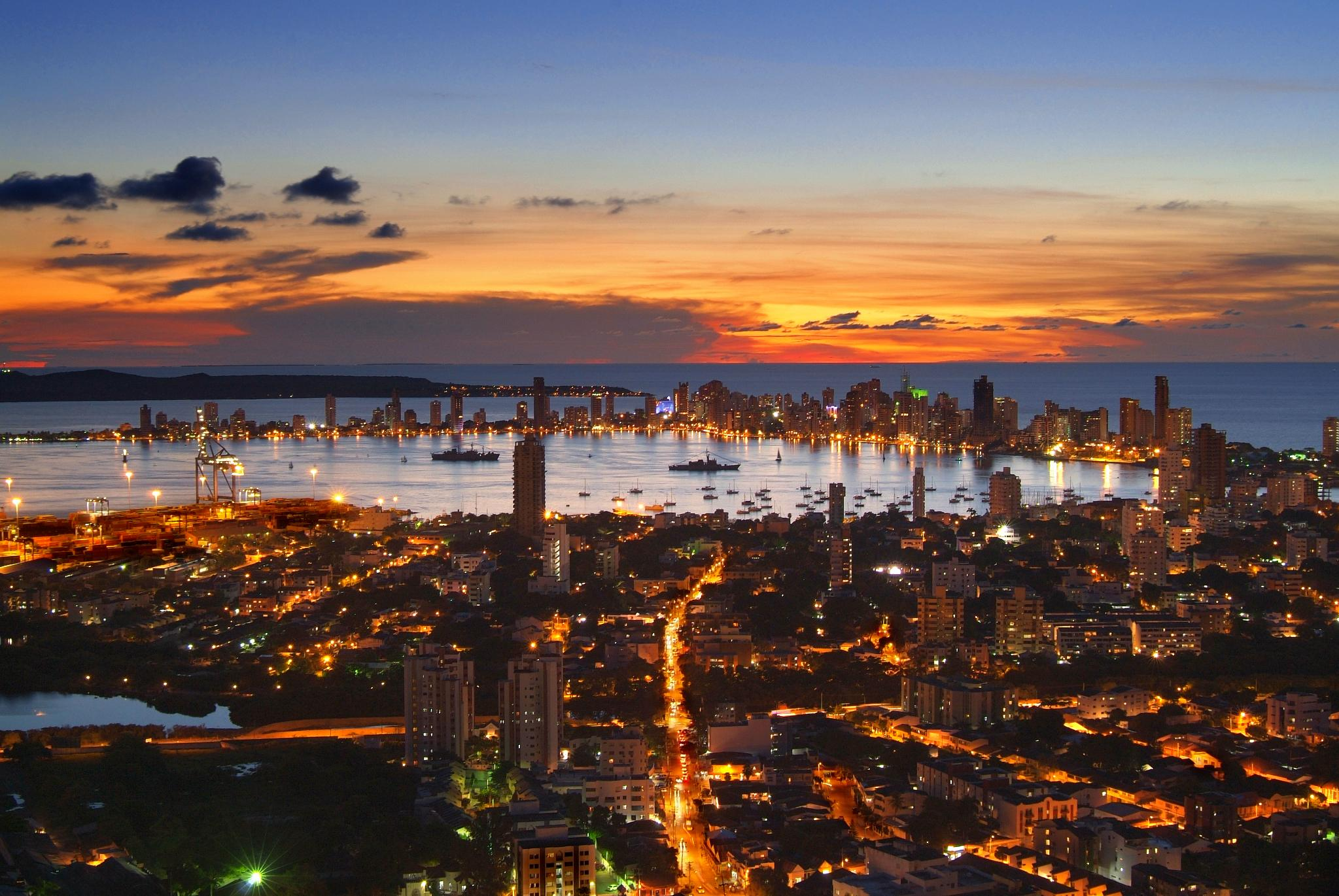 Los viajes y el turismo en Colombia se verán afectados por la pandemia durante mucho tiempo