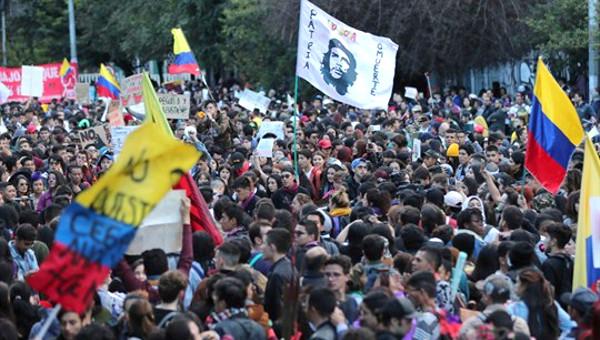 Colombia, los oligarcas y Washington