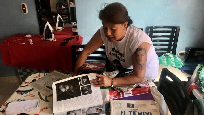 Madres de hijos asesinados luchan por la justicia en Colombia