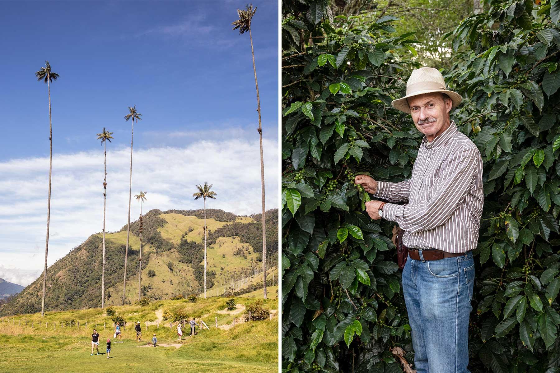 En el Eje Cafetero de Colombia, el café es sólo el comienzo