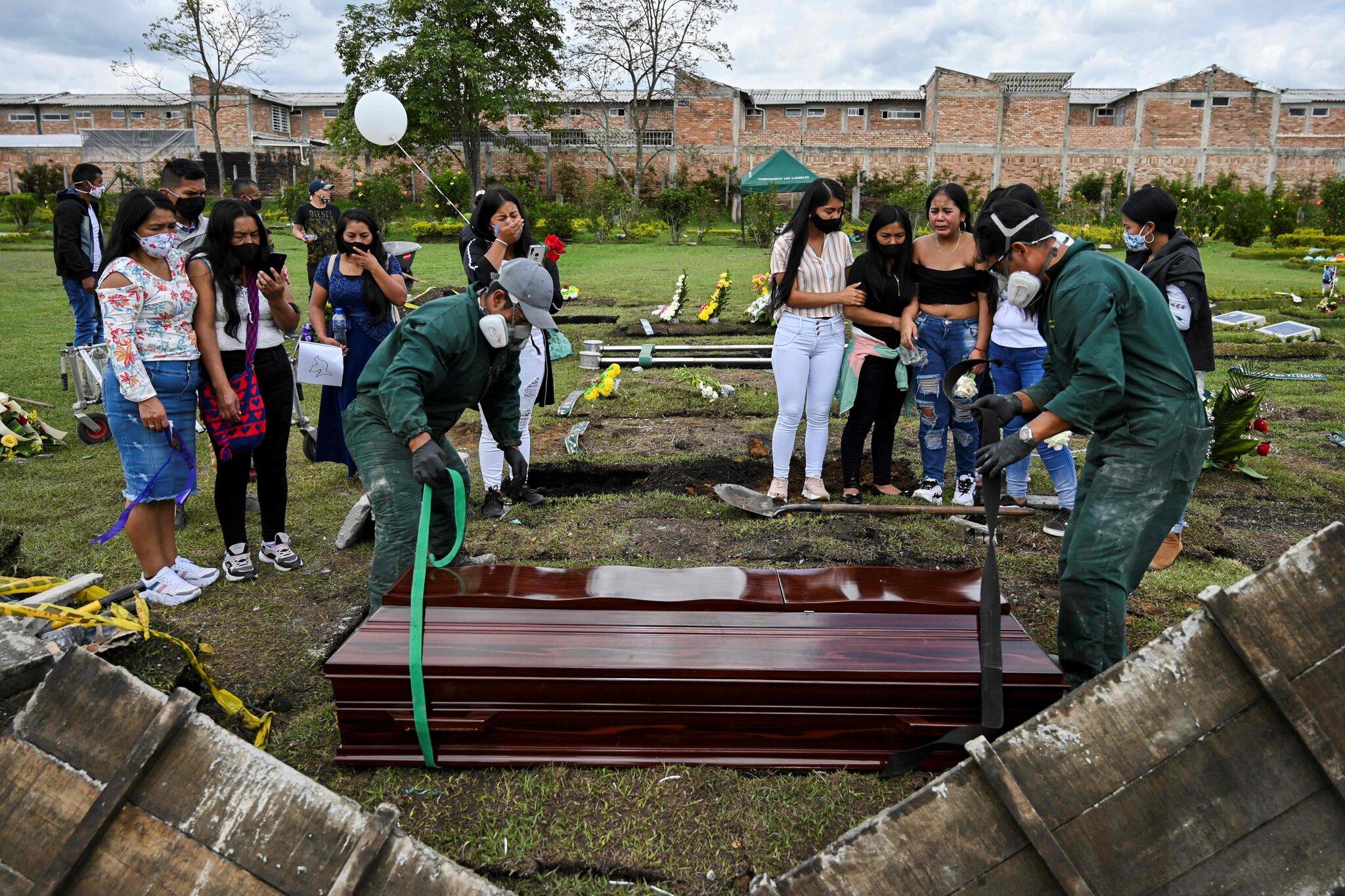 Colombia ve un aumento en las matanzas masivas a pesar del histórico acuerdo de paz