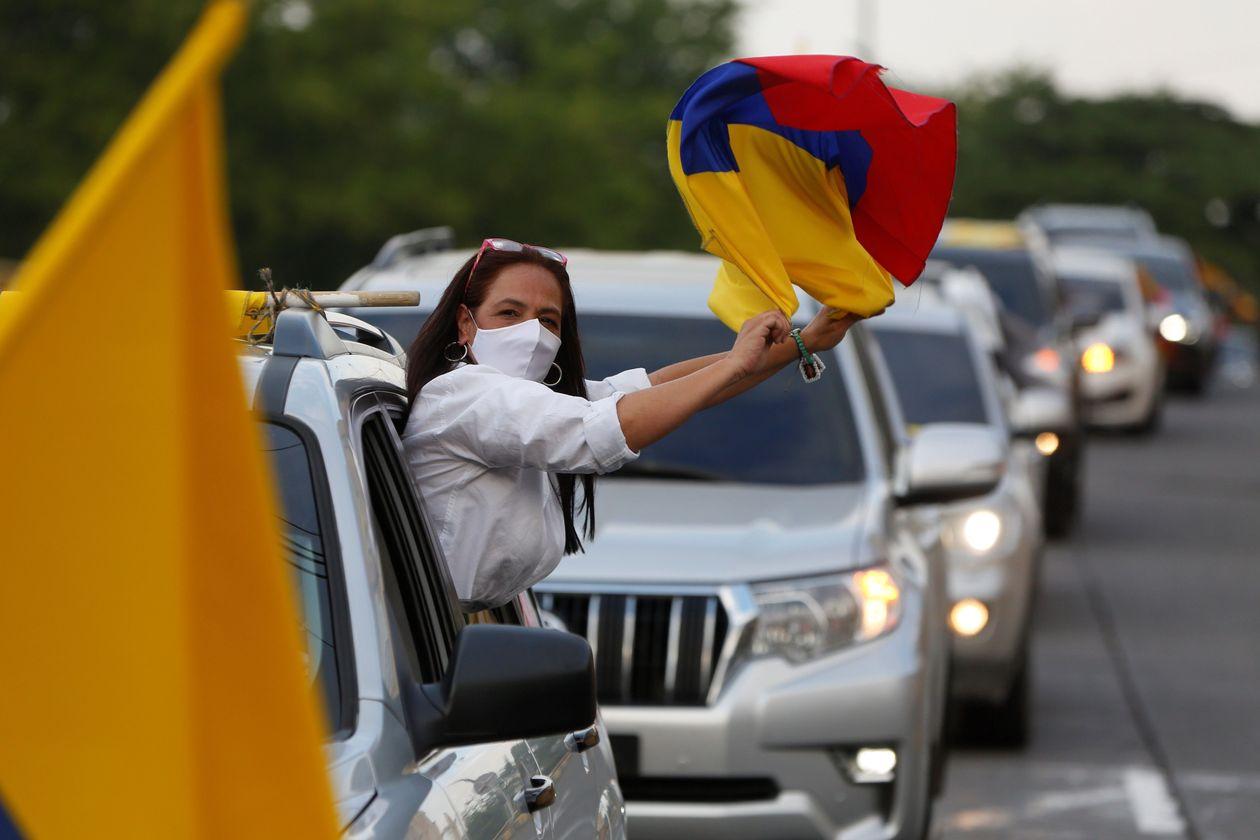 Un tribunal colombiano libera al ex presidente de su arresto domiciliario en un caso divisorio